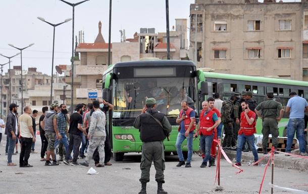 Хомс перешел под контроль сирийской армии