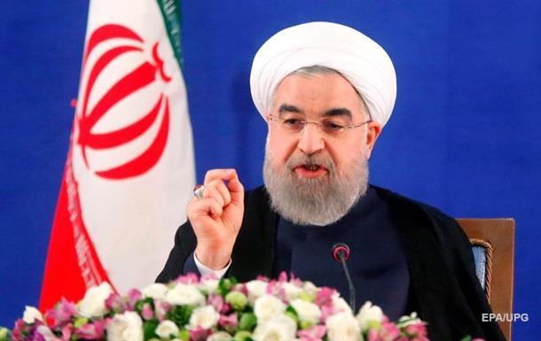 Іран - Трампу: Ми не зупинимо ракетної програми