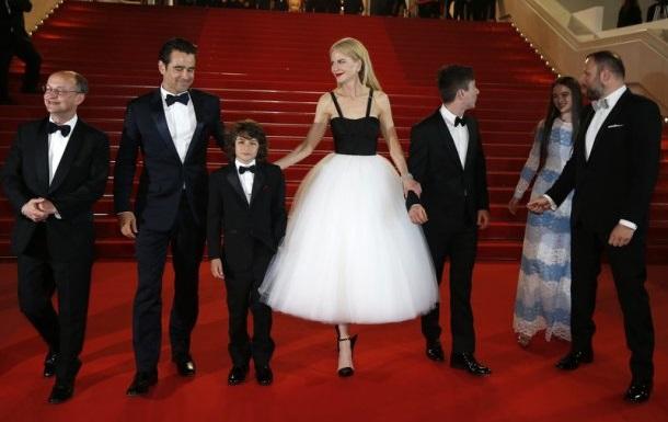 Ніколь Кідман вразила Канни елегантним вбранням