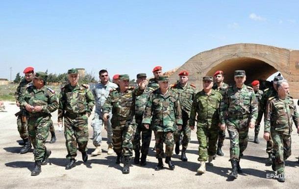 ЗМІ: Сирія повертає авіацію на базу Шайрат