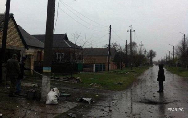 Жебрівський: У Мар їнці обстріляли школу