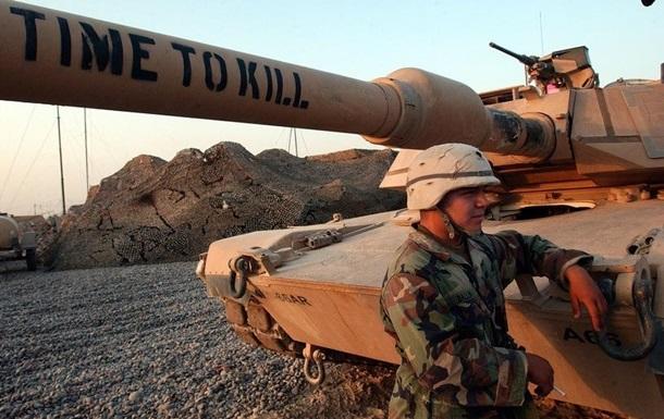 США втратили зброю на мільярд доларів в Іраку