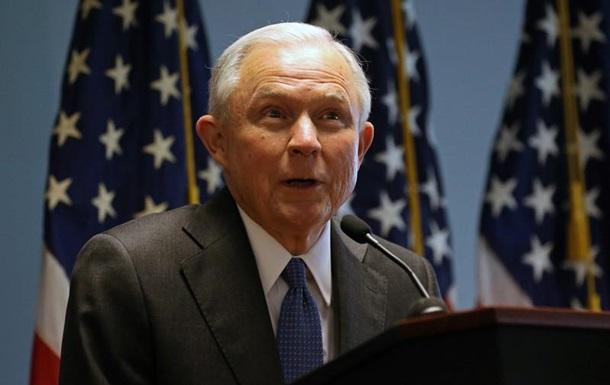 ЗМІ: Глава Мін юсту США не повідомив про зустрічі з послом Росії