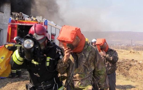 У Красноярському краї РФ згоріли 130 будинків