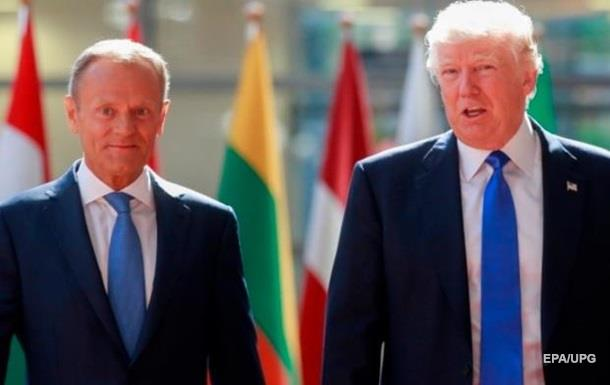 Туск: У США і Євросоюзу спільна позиція щодо України
