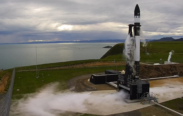 У Новій Зеландії вперше запустили ракету в космос