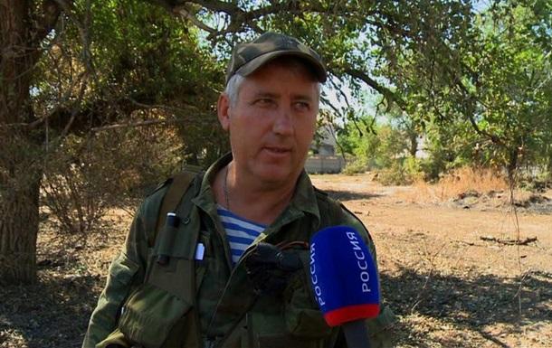 На Донбасі загинув один з командирів ЛНР