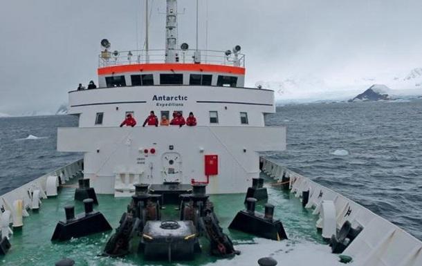 Украинцы отправились в экспедицию в Антарктиду