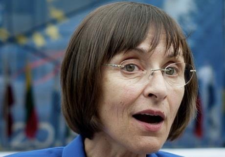 Либералка Корина Фусу пошла против Конституционного суда Молдавии