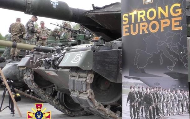Лучшие моменты StrongEuropeTankChallenge17 (Видео)