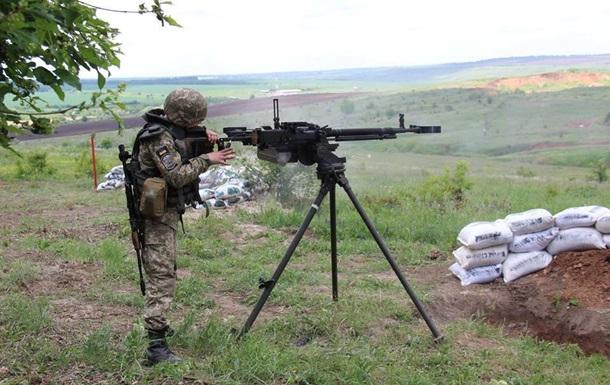 С начала суток ранены восемь бойцов ВСУ – штаб
