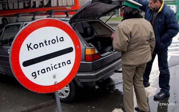 Польша прогнозирует рост отказов на въезд
