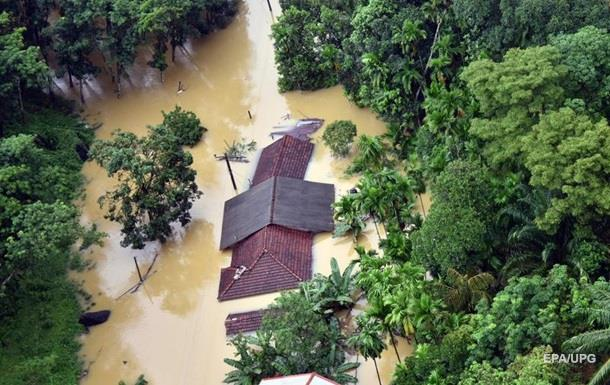 У Шрі-Ланці кількість жертв повені перевищила 160 осіб