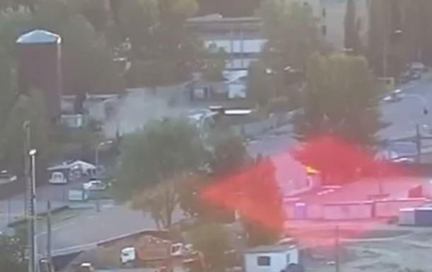 ДТП у Києві: у вантажівки відмовили гальма