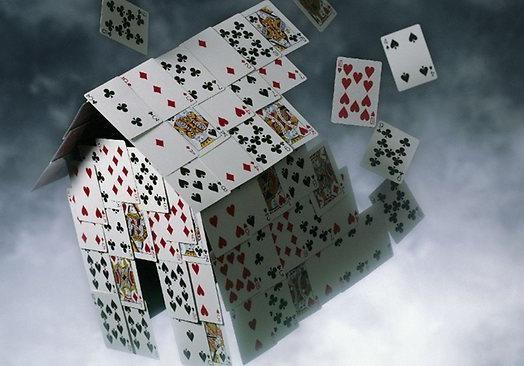 Карточный домик ЕС разваливается