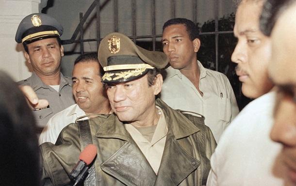 У Панамі помер колишній диктатор Мануель Нор єга