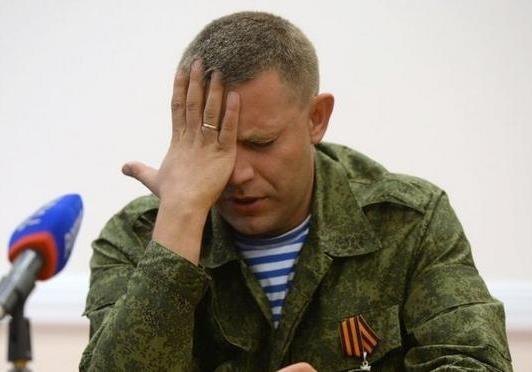 Захарченко: СНГ – союз непризнанных республик