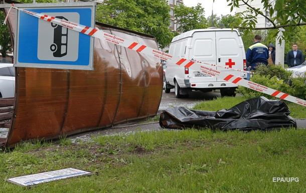 У Москві число жертв урагану зросло до 14