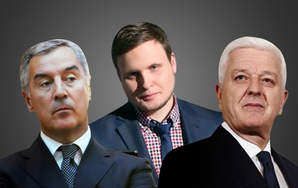 Прем єру Чорногорії від імені Порошенка - пранкери