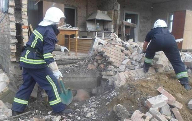 При обвале стены на стройке в Ровенской области погибли двое