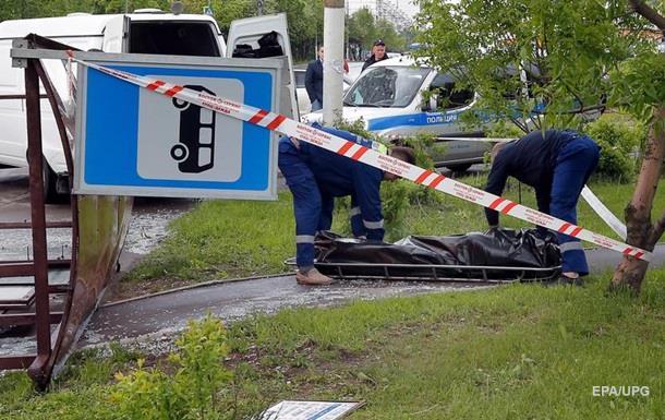 Під час урагану в Московській області загинув українець