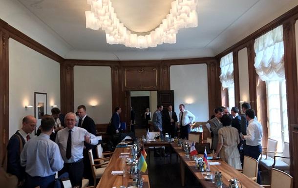 Нормандская встреча: Киев предложил режим тишины