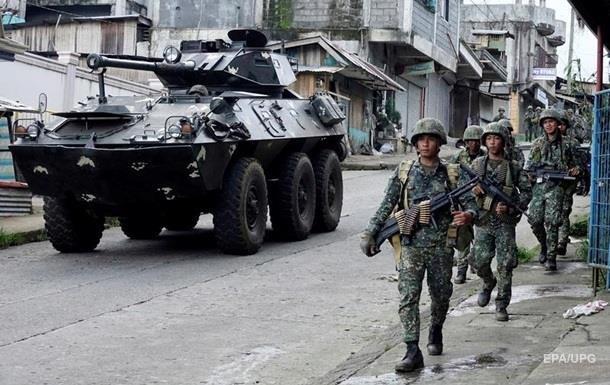 На Филиппинах уничтожены почти 90 боевиков ИГИЛ