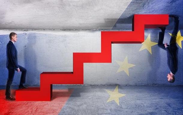 Вместо равноправного сотрудничества с РФ — зона дискриминации с ЕС
