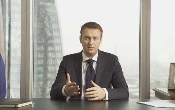 Навального зобов язали видалити фільм про Медведєва