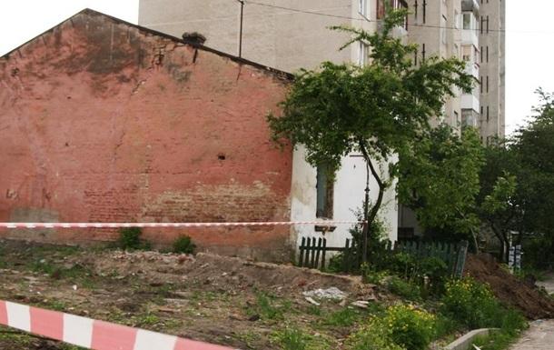 У Тернополі знайшли 250-кілограмову бомбу