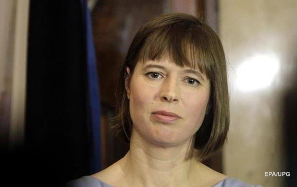 Росія не становить фізичної загрози – президент Естонії