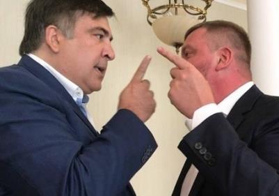 Як Саакашвілі з Порошенком розводять українців