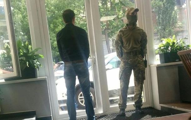 СБУ проводит обыски у провайдера WNET по делу о захвате власти