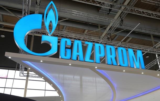 Киев заявил о взыскании первых сумм с Газпрома