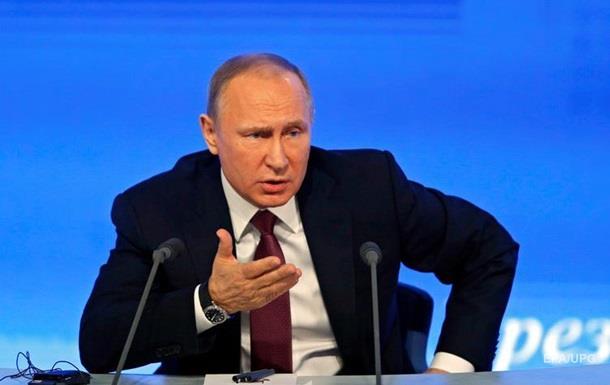 Путін розповів про хакерів-патріотів