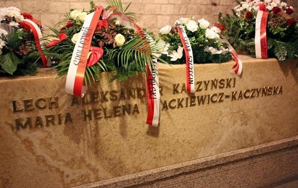Катастрофа під Смоленськом: у труні Качиньського - фрагменти ще двох тіл