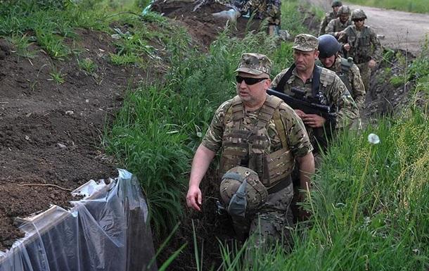Турчинов: Війна закінчиться, коли візьмемо Москву