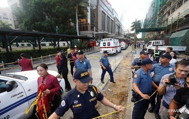 ЗМІ: Поліція Маніли знищила стрілка в готелі