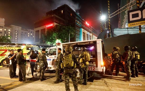 У готелі Маніли виявили понад 30 тіл - ЗМІ