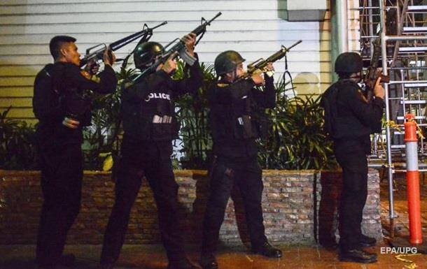 ІДІЛ взяла відповідальність за стрілянину в готелі Маніли
