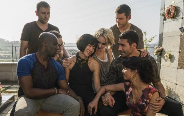 Netflix закрывает сериал  Восьмое чувство