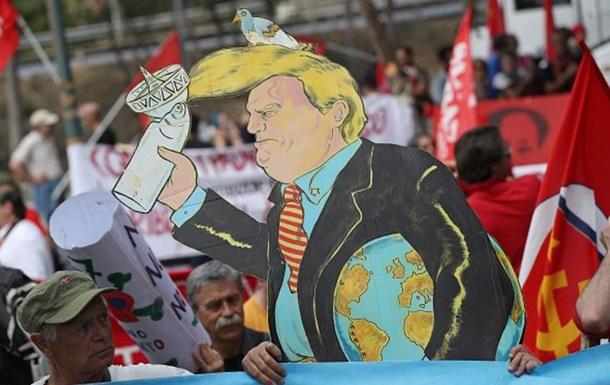 Чекати катастрофи? Трамп вийшов з угоди з клімату