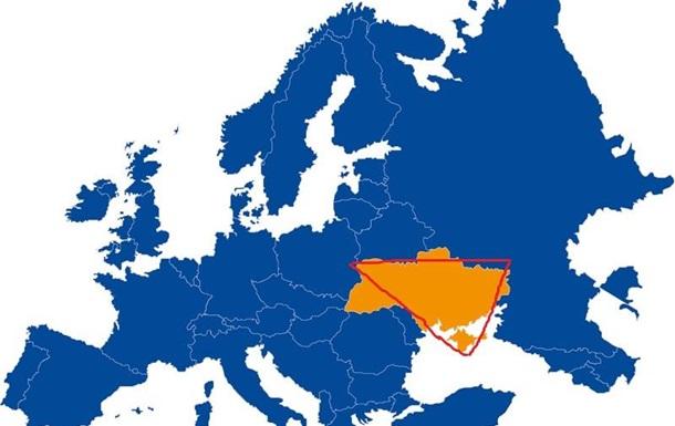 Украина — бермудский треугольник Европы