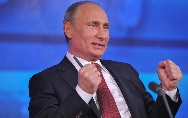 Путін про санкції: Допомогли увімкнути мізки