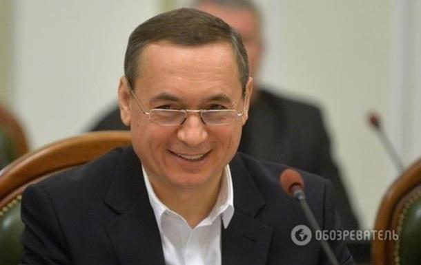 Суд арестовал доли Мартыненко в трех компаниях