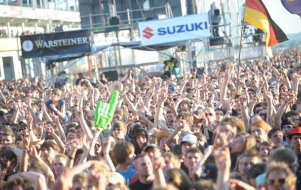 Фестиваль Rock am Ring в Германии прерван из-за угрозы теракта