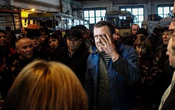 """Чернівецькі тролейбусники створили свою організацію """"Захисту праці""""!"""