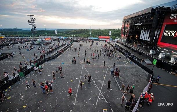 СМИ: На фестивале Rock am Ring задержаны подозреваемые в подготовке теракта
