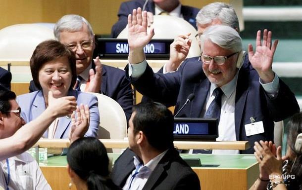 Польша о Совбезе ООН: Cреди приоритетов Украина