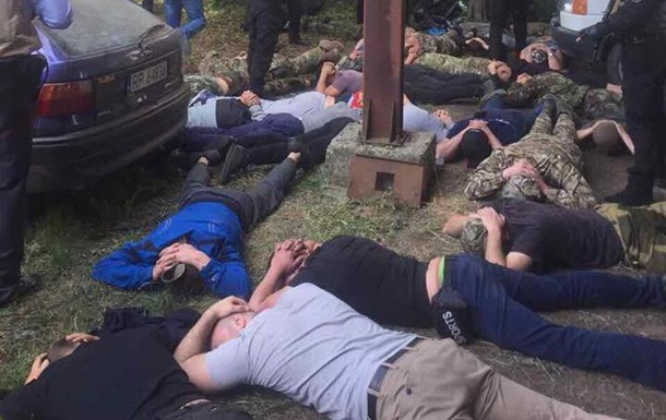 У Вінниці на два місяці заарештували 45 учасників перестрілки